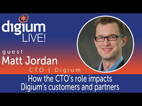 How the CTO's Role Impacts Digium's Customers and Partners