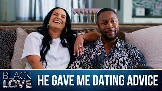 Zena +Tank | He Gave Me Dating Advice | Black Love Doc | Bonus Clip