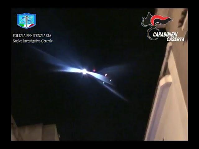 Filmato Operazione Carabinieri Mondragone e Pol Pen del 27 04 2018