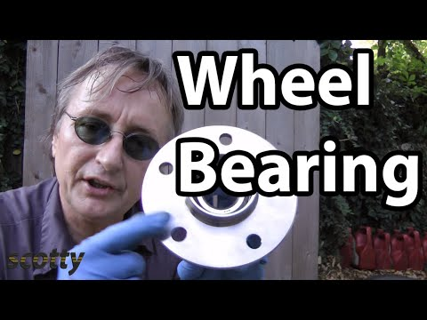 How to Check a Wheel Bearing in Your Car (Replacement)