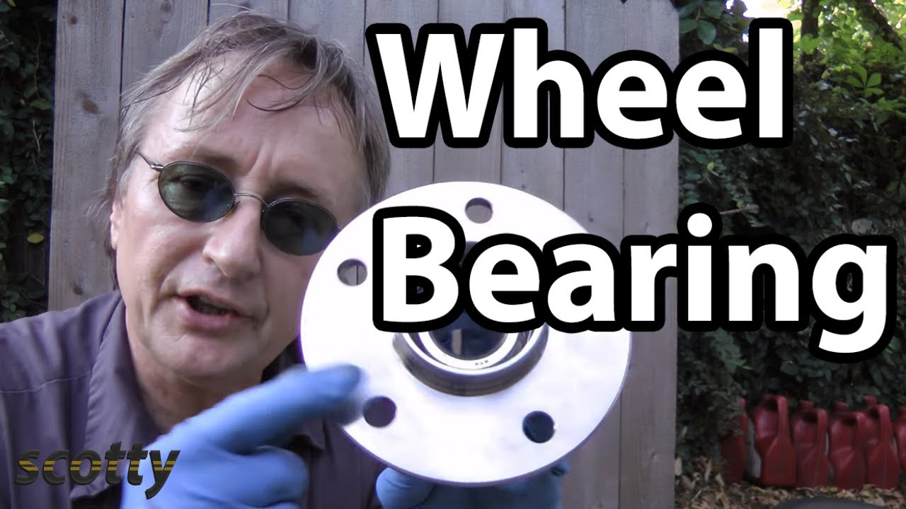 How To Check A Wheel Bearing In Your Car Replacement Youtube 2003 Mercury Grand Marquis Engine Diagram Premium