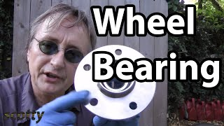 How to Check a Wheel Bearing in Your Car (Replacement) - DIY with Scotty Kilmer