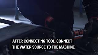 DXR user guide - Dust Reduction Kit