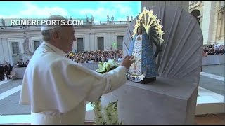The importance of Our Lady of Guadalupe to Pope Francis