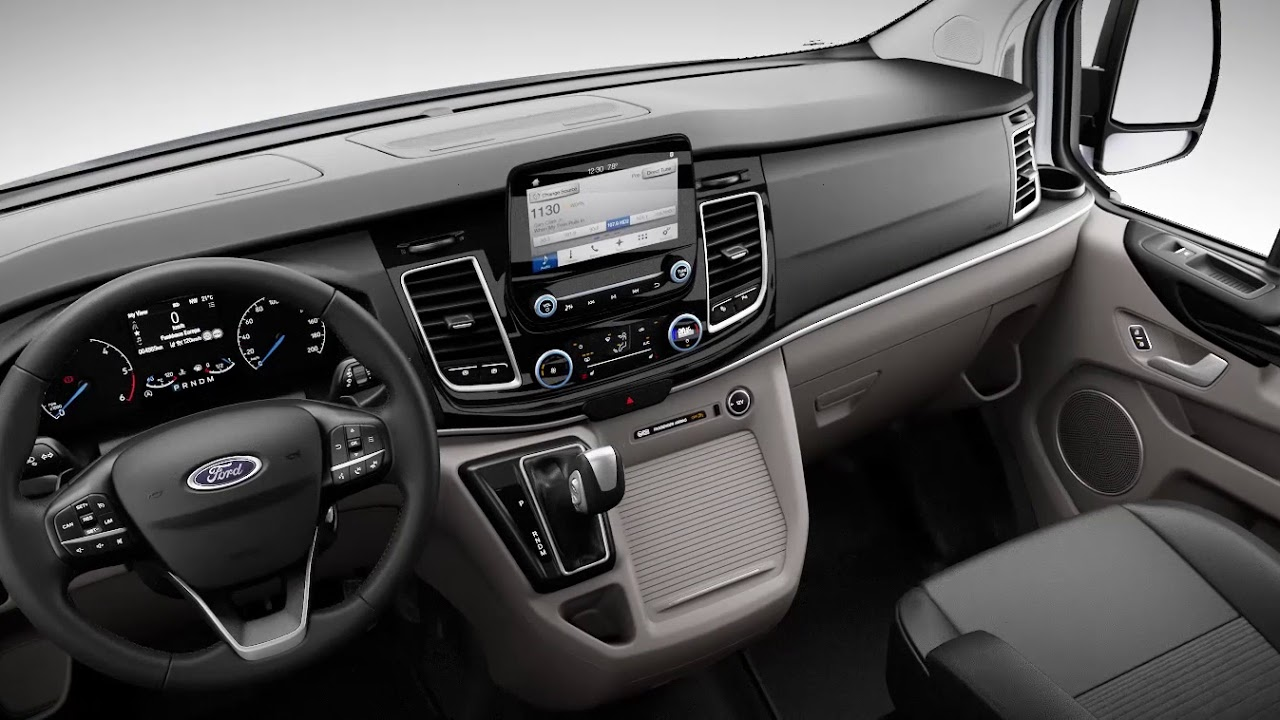 Ford Tourneo Custom 2018 >> IAA 2017 Ford Tourneo Custom MCA Final Animation - YouTube