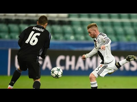 Download Legia Warsaw vs Real Madrid 2-2 Gol de Miroslav Radoviс [Uefa Champions League] 2/11/2016 HD