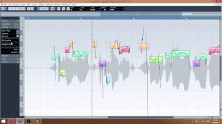 Cubase 5: Старый добрый VariAudio.
