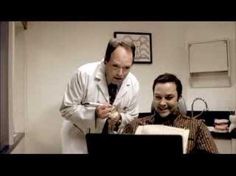 Slingbox Dentist Commercial