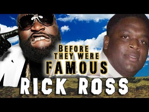 RICK ROSS – Before They Were Famous