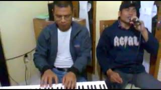 """NYANYIAN SUARA HATI"" ~ Ebiet G. Ade cover (Vocal=Narco X-Factor, Keyboard-Electone=Imam Herman)"