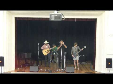 THE RIDE Aust Day Sandgate Town Hall - Effervescence