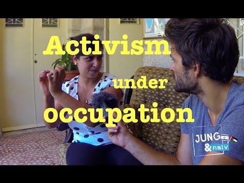 Activism under occupation - Jung & Naiv in Palestine: Episode 196