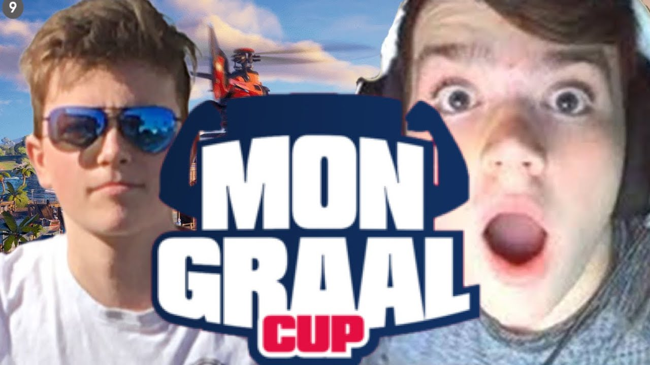 *INSANE* POP OFF Game i Mongraal Cup!