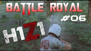 H1z1 Battle Royal - #006 Winner Winner Chicken Dinner! ◈ Gameplay German Deutsch