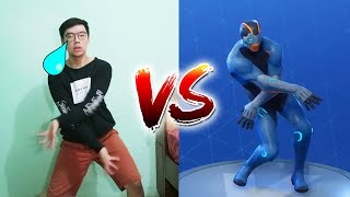 FORTNITE DANCE CHALLENGE! (In Real Life!) INDONESIA