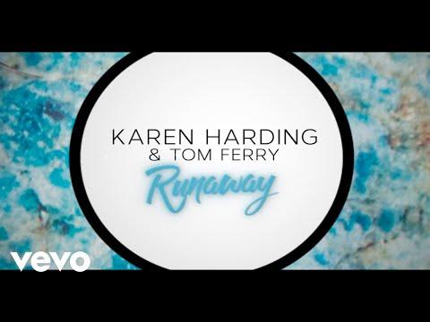 Karen Harding, Tom Ferry - Runaway (Lyrical video)