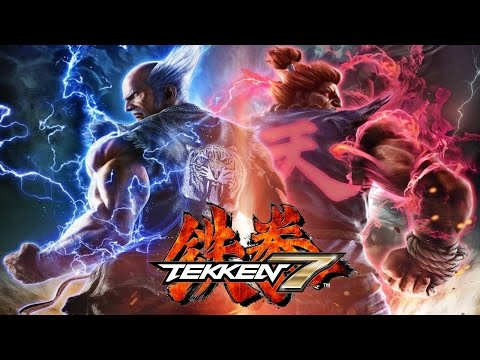 Tekken 7 - All Promos and Character Reveal Trailers So Far (Dec. 2015)
