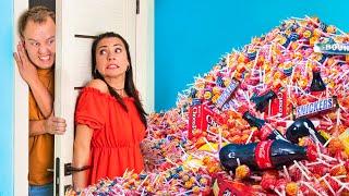 11 Façons De Cacher Des Bonbons A Ses Parents