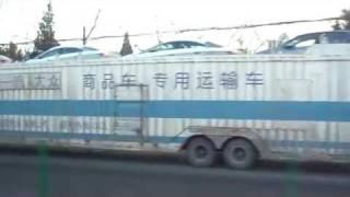 Trucks in china