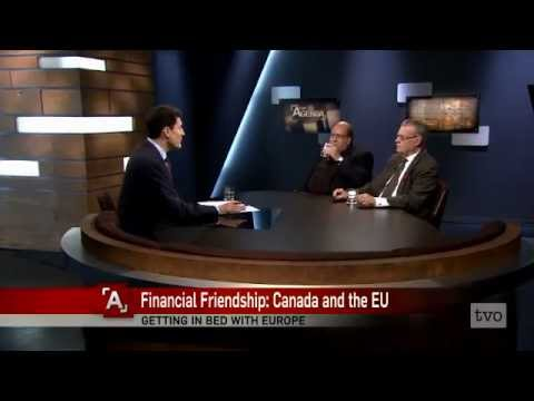 Financial Friendship: Canada and the EU