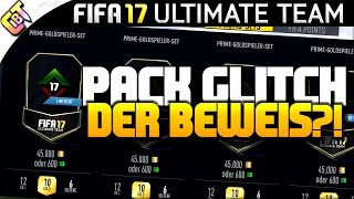 fifa 17 der pack glitch im test 45k pack opening   ultimate team
