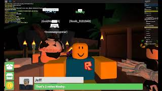 roblox survivor t wo
