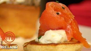 MasterChef Ireland - Season 2 Episode 1 (MasterChef Full Episode)   Cooking Show