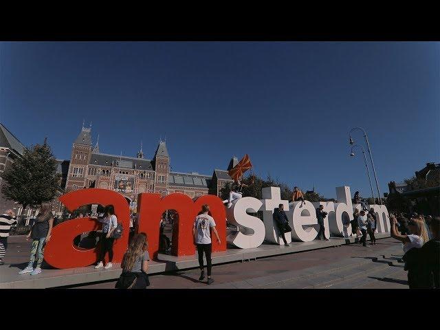 Slatkaristika - Amsterdam [Official Video]