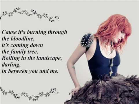 Florence + The Machine - Landscape (Lyrics)