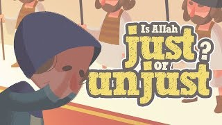 Is Allah Just Or Unjust? | Powerful True Story | Brother Yushua Evans