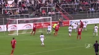 BFV.TV FC Würzburger Kickers - FC Ingolstadt 04 II (Regionalliga Bayern, 11. Spieltag)