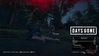 How To Use The Camera & Play At The Same Time On Days Gone   Days Gone Glitch