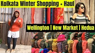 Kolkata Winter Collection | Try on Haul | Sweater, Shawl, Leather Jackets & More...