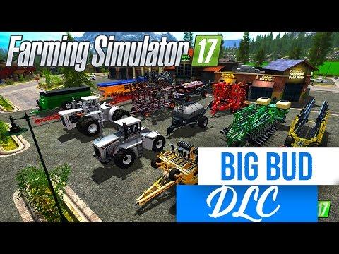 Farming Simulator 17 | LE NOUVEAU DLC BIGBUD !
