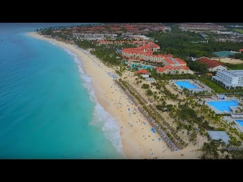 AMAZING DRONE VIEWS OF PUNTA CANA, DOMINICAN REPUBLIC (DJI Mavic Pro) - Travel Vacation Guide