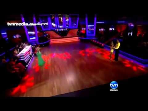 Caída de Marelissa en Dancing with the Stars Panama
