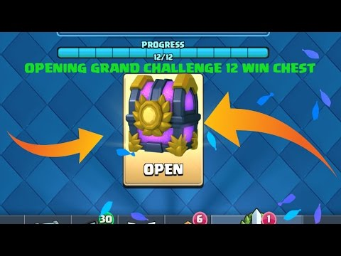 Clash royale grand challenge prize!!!!!! Can we get something good