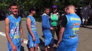 "Южный прибытие Каховки. Стритбол УСЛ  ""Khimik Streetball Party vol. 8. 28.05.2017"