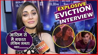 SHEFALI JARIWALA EVICTION INTERVIEW - Bigg Boss 13 Journey, Fight With Asim, Sidnaaz Breakup & Aarti