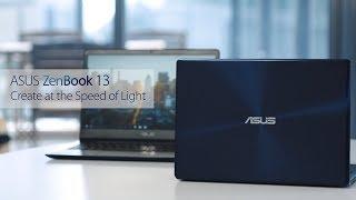 Meet ZenBook 13  ASUS