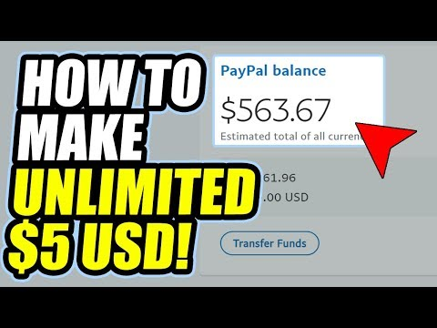 Make UNLIMITED $5 Without Investment! Free Paypal Money | Life Points Panel