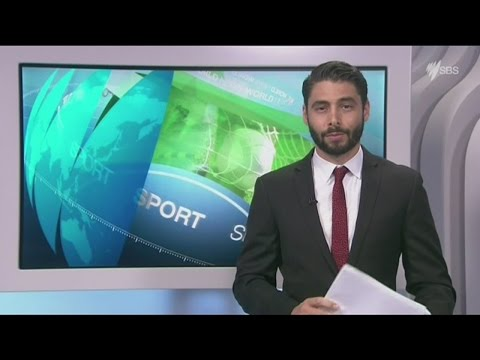 SBS World News Sports Bulletin