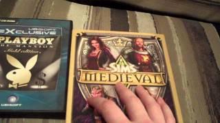 PC games : Playboy & Sims medieval *ASMR*