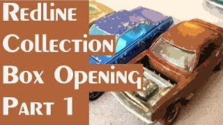 Redline Collection Box Opening – Video #248 – November 9th, 2017
