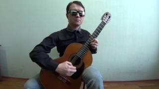 Максим Бондаренко   авторская инструментальная композиция на гитаре Начало начал