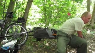 Электроэнергия в фото видео велопоходе с прицепом(Описание., 2015-09-10T07:55:49.000Z)