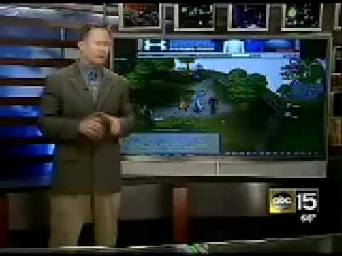Kid Gets hacked on runescape (real news report) Stupid?