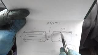 ТНВД vp44 насос. корпус. жиклер