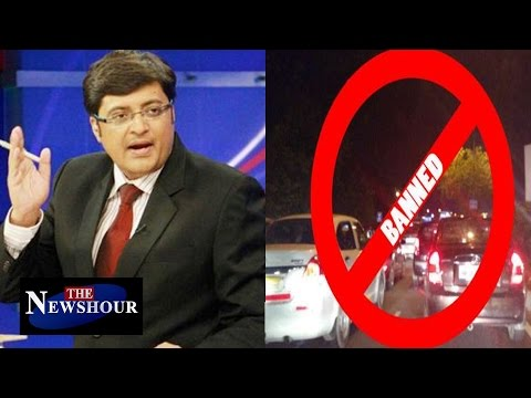 Diesel Vehicles Ban In Delhi : The Newshour Debate (11th Dec 2015)