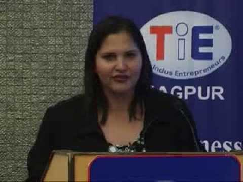 TiE Nagpur Programs on Evening Of Entrepreneurship With Mrs. Nirupama Vaidyanathan (Session-3)